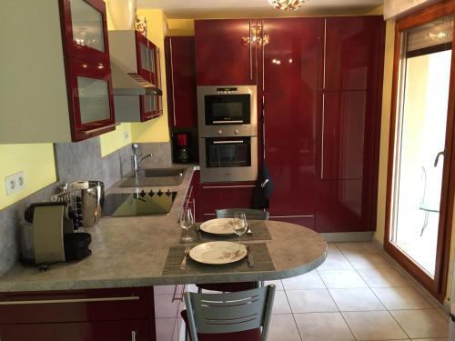 les menetriers : Apartment near Ribeauvillé