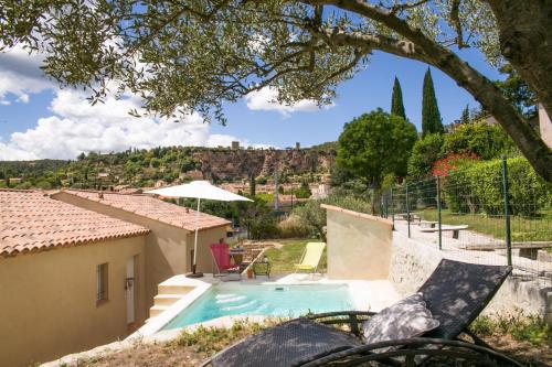 La Poblana : Guest accommodation near Cotignac