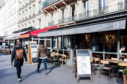Veeve - Montparnasse Artist Retreat : Guest accommodation near Paris 6e Arrondissement