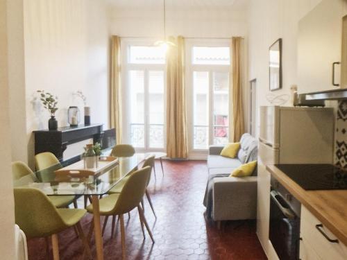 ★LOFT de CHARME★ PROCHE VIEUX PORT & GARE - LES CALANQUES : Apartment near Marseille 3e Arrondissement
