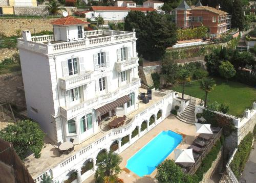 Soleia : Guest accommodation near Beaulieu-sur-Mer