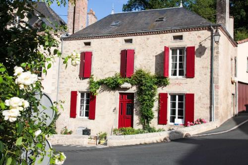 La Maison du Tisserand : Guest accommodation near Combrand