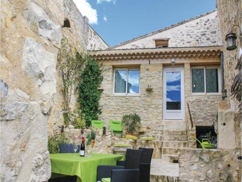 Two-Bedroom Holiday Home in Sauzet : Guest accommodation near Cruas