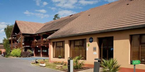 Campanile Meaux Sud Nanteuil Les Meaux : Hotel near Chamigny