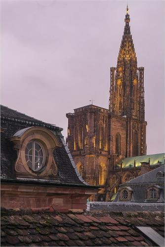 L'oeil sur la flèche : Apartment near Strasbourg