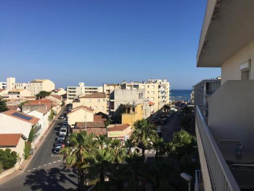 Superbe ! Appart T3 - Vue mer - Idéalement situé : Apartment near Villeneuve-lès-Maguelone