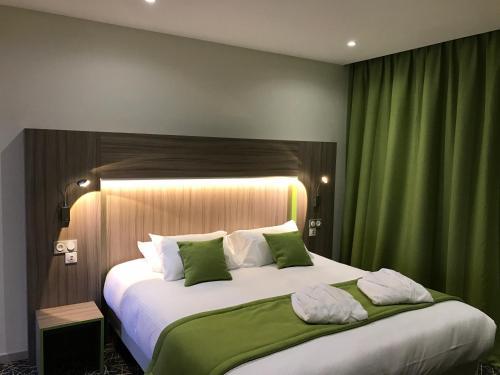 Hotel Le Cercle : Hotel near Carneville