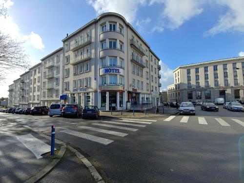 Agena : Hotel near Brest