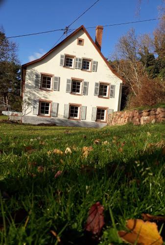 Le nid du Kaloui : Guest accommodation near Aubure