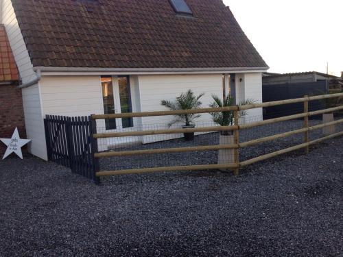 gite l'etoile de mer : Guest accommodation near Rieux