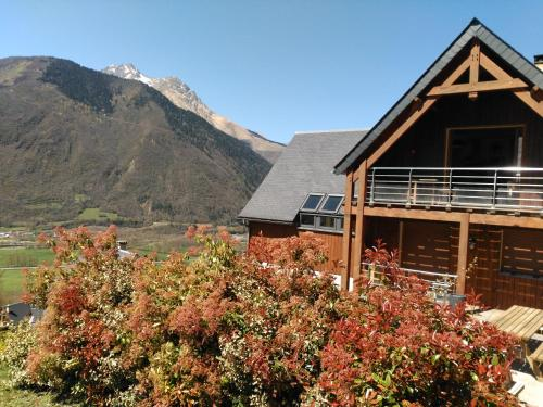 Appartement le Petit Chalet : Apartment near Camparan