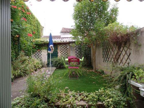 Gite chez Cyrano : Guest accommodation near Bergerac