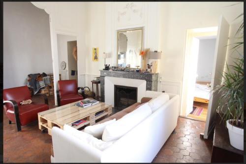 Appartement de charme : Apartment near Auxerre