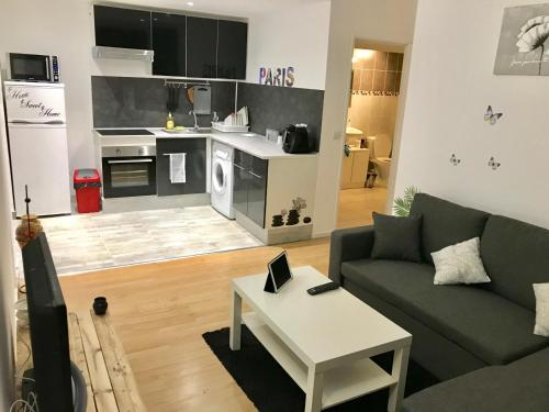 Logement aux porte de paris : Apartment near Garges-lès-Gonesse