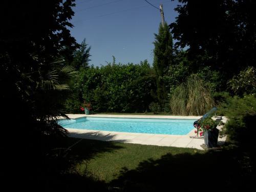 Vieille ferme rénovée : Guest accommodation near Saint-Lattier