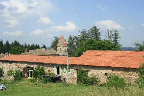 Chambres d'Hôtes La Fougeraie : Bed and Breakfast near Saint-Alyre-d'Arlanc
