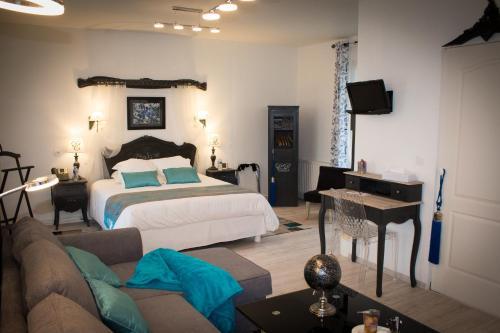 Clos Paillé Charme & Caractere : Hotel near La Puye