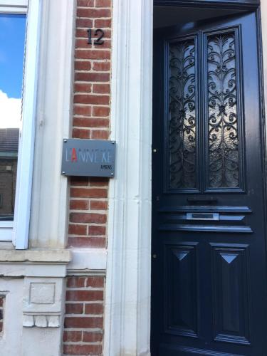 L'Annexe Amiens : Guest accommodation near Rainneville