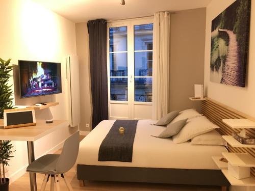 LOCIA Appart-Hôtels Automatiques : Guest accommodation near Nantes