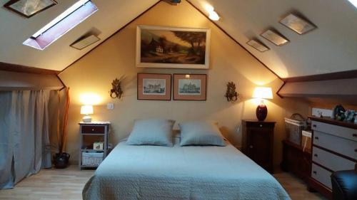 Chambres dans le Périgord Noir : Guest accommodation near Léobard