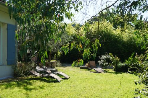 La Galoche : Guest accommodation near Carignan-de-Bordeaux