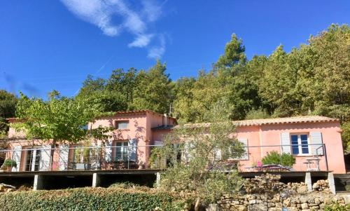 Les Anges : Guest accommodation near Puget-Ville