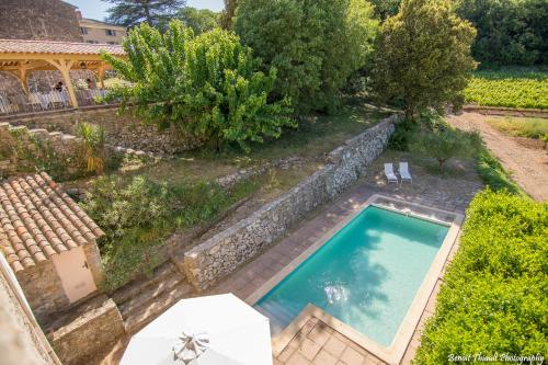 Le Domaine Saint Martin : Bed and Breakfast near Carnoules