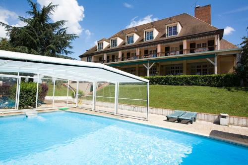 Auberge de l'Orisse : Hotel near Montaigu-le-Blin