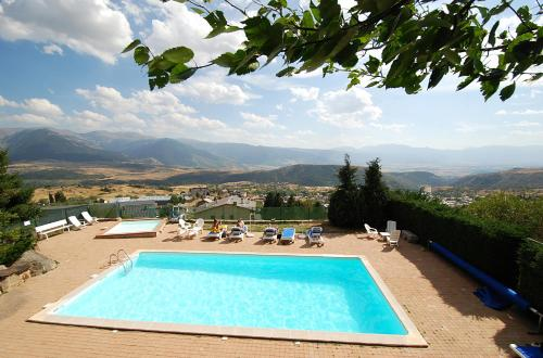 Carlit : Hotel near Font-Romeu-Odeillo-Via