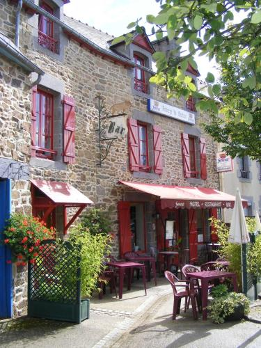 Auberge du Château : Hotel near Châteauneuf-d'Ille-et-Vilaine