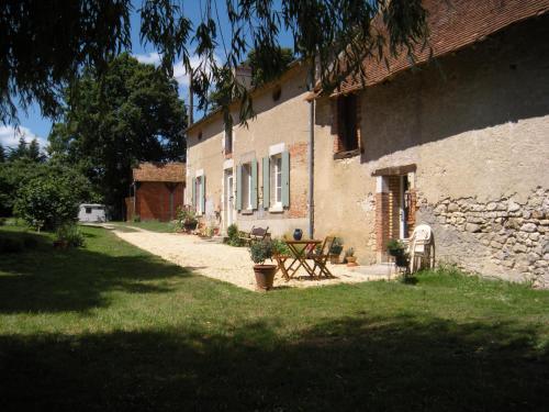 La Boulaye : Bed and Breakfast near Faverelles