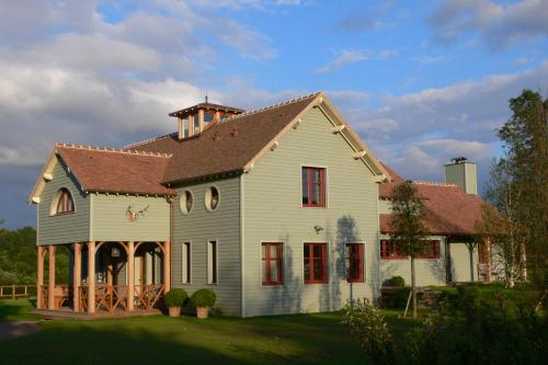 Lodge Saint-Hymer : Guest accommodation near Auvillars