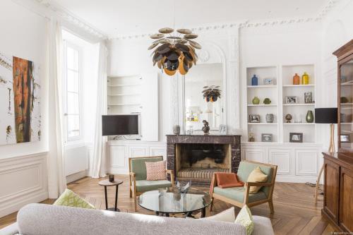 Intendance beautiful apartment : Apartment near Bordeaux