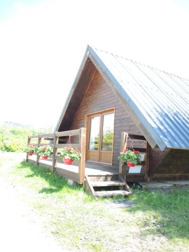 Chalet de La Forge : Guest accommodation near Barrais-Bussolles