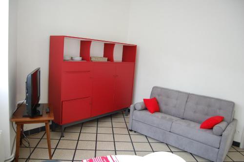 Les chambres du Mail : Guest accommodation near La Séguinière
