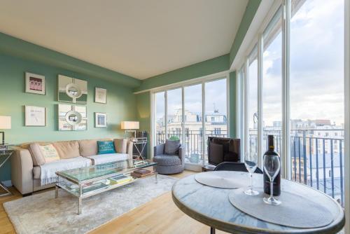 Appartement 43 m2 - Passy Muette - 1BR with balcony : Apartment near Paris 16e Arrondissement
