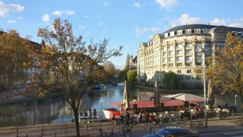 Le Quai des Pêcheurs : Apartment near Strasbourg