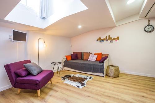 ClubLord - CHARMING LITTLE COCOON IN VIEUX-LYON : Apartment near Lyon 5e Arrondissement