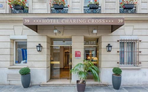 Hôtel Charing Cross : Hotel near Paris 8e Arrondissement