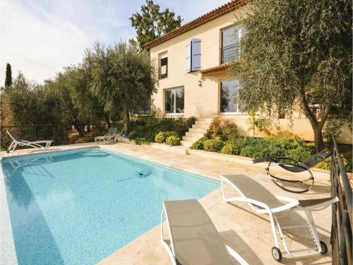 Four-Bedroom Holiday Home in Cabris : Guest accommodation near Cabris