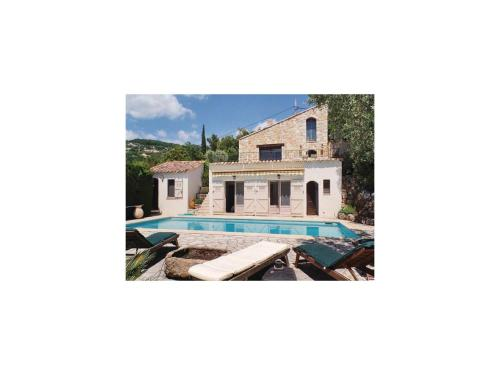 Four-Bedroom Holiday Home in Seillans : Guest accommodation near Seillans