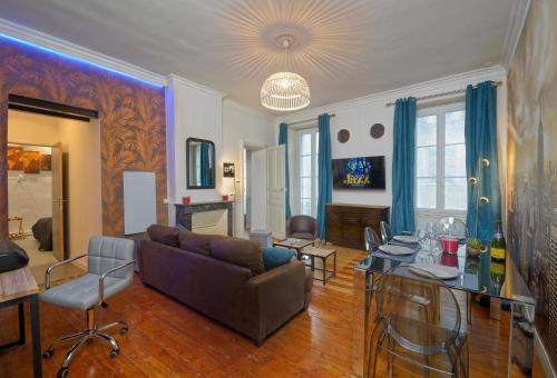 Crypto Prestige - Gare et Centre : Apartment near Angers