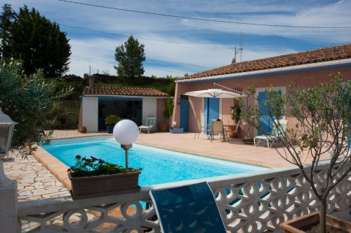 L'OLIVIERE : Bed and Breakfast near Aigues-Vives