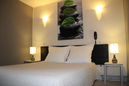 Hôtel Rivière : Hotel near Cuq