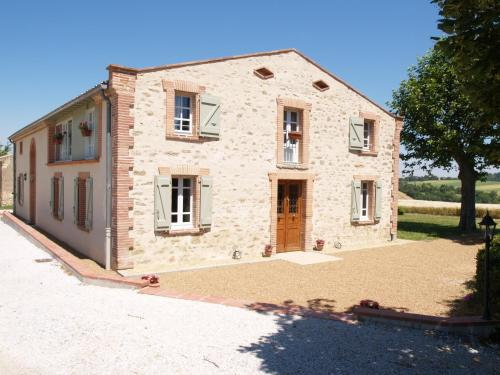 Le Majeste : Guest accommodation near Montclar-Lauragais