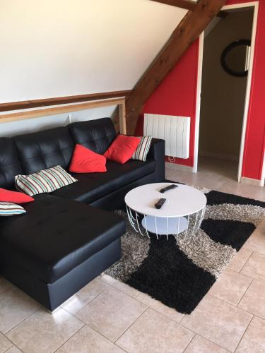 Appart'design : Apartment near Moutiers-Saint-Jean