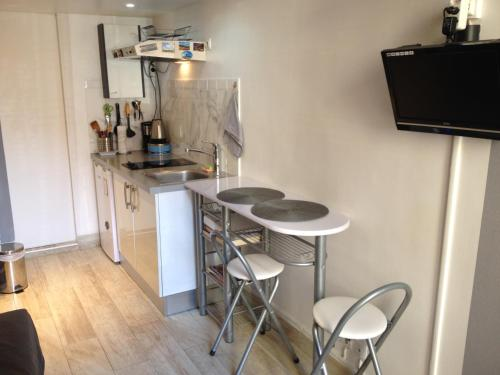 Studio Roman : Apartment near Villefranche-sur-Mer