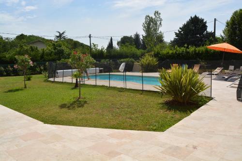 Les lauriers roses : Apartment near Montauroux