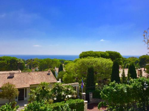 Sea view villa Cap Ferrat : Guest accommodation near Saint-Jean-Cap-Ferrat