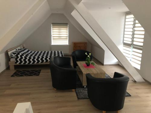 Chez willi : Guest accommodation near Batzendorf